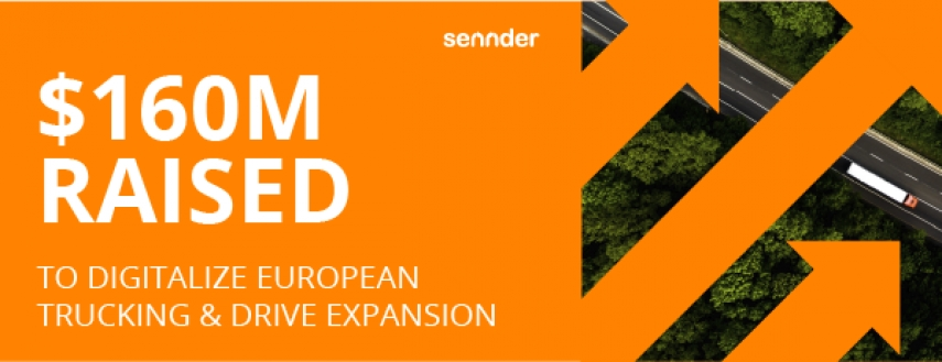 sennder raises $160m to accelerate digitalization of European trucking and drive expansion