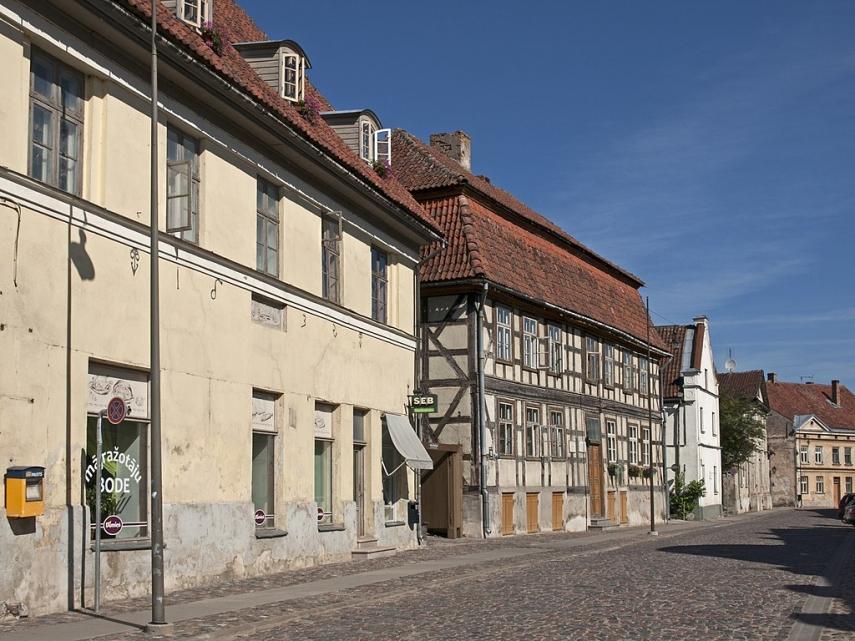 Latvia nominates Kuldiga for UNESCO World Heritage List
