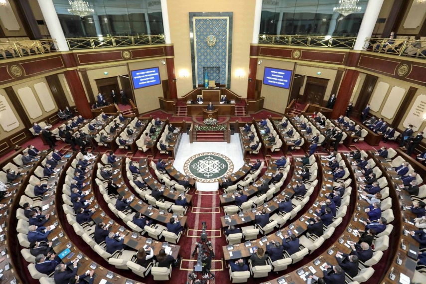 President Tokayev exhorts new parliament to take on new political reforms in Kazakhstan