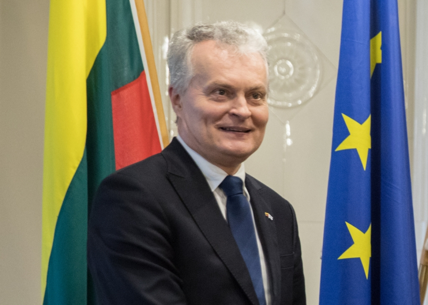 Lithuanian president's office rejects call to send PM to EU summits