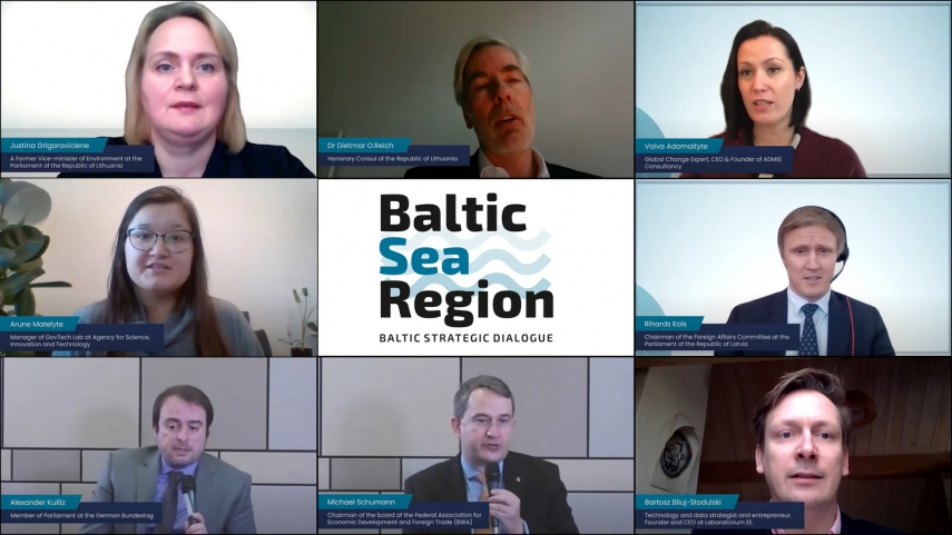 Baltic States – the new Mecca for innovation and technology in Europe?