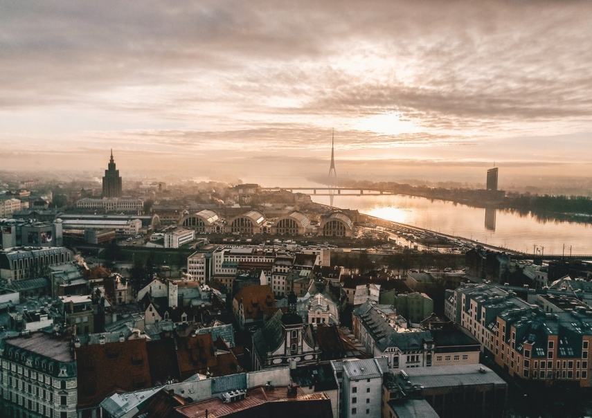 Visitors to the Baltic States may require ETIAS visa waiver from 2022/3