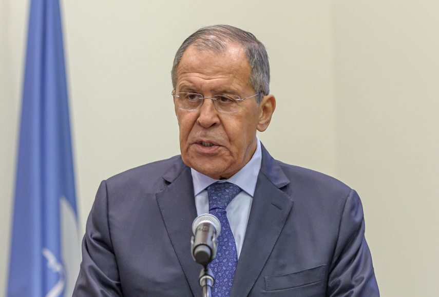 Lavrov on phone conversation with Liimets: Estonia should abandon its territorial demands