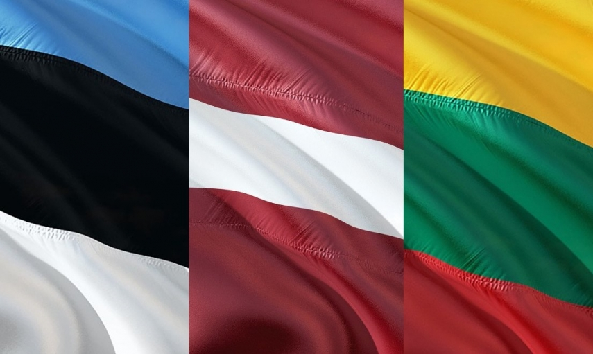 Baltic foreign ministers reaffirm solidarity with Ukraine, denounce Russia's escalation of tensions in the region