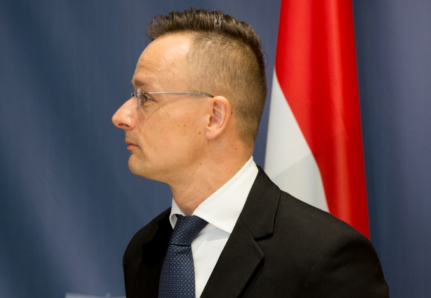 Formins of Estonia, Hungary discuss security, economic cooperation