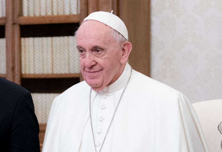 Latvian President to have audience with Pope Francis