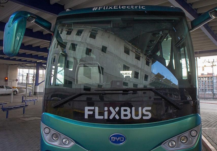 German carrier Flixbus to resume operation in Baltics
