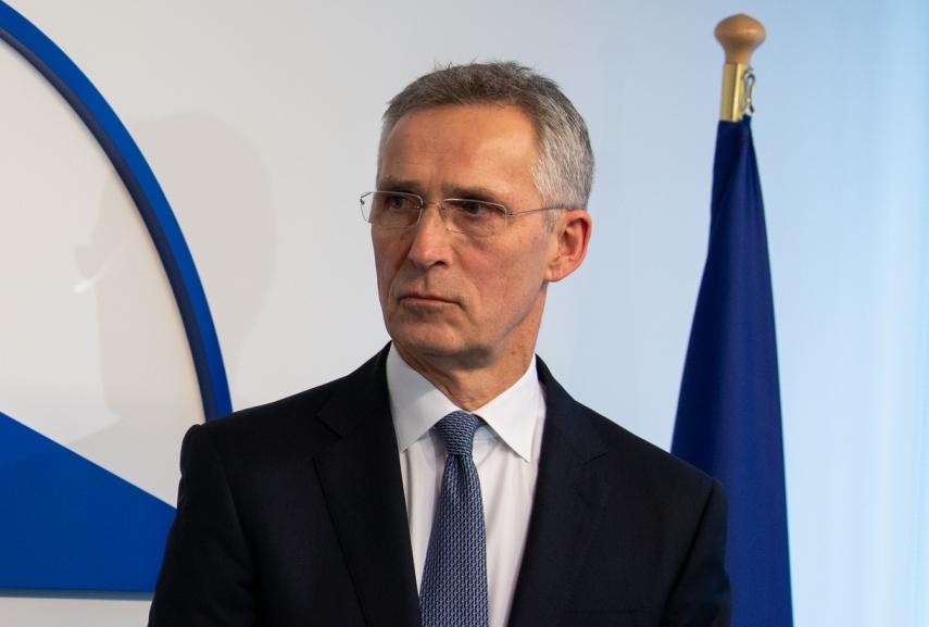 Stoltenberg: NATO is united on Belarus