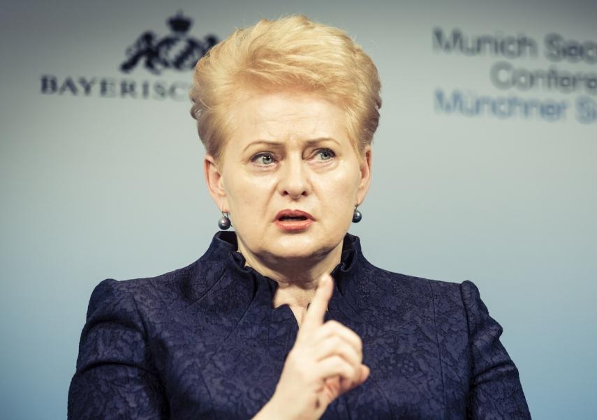Ex-president: squabble over representation at EU summits damaging Lithuania's reputation
