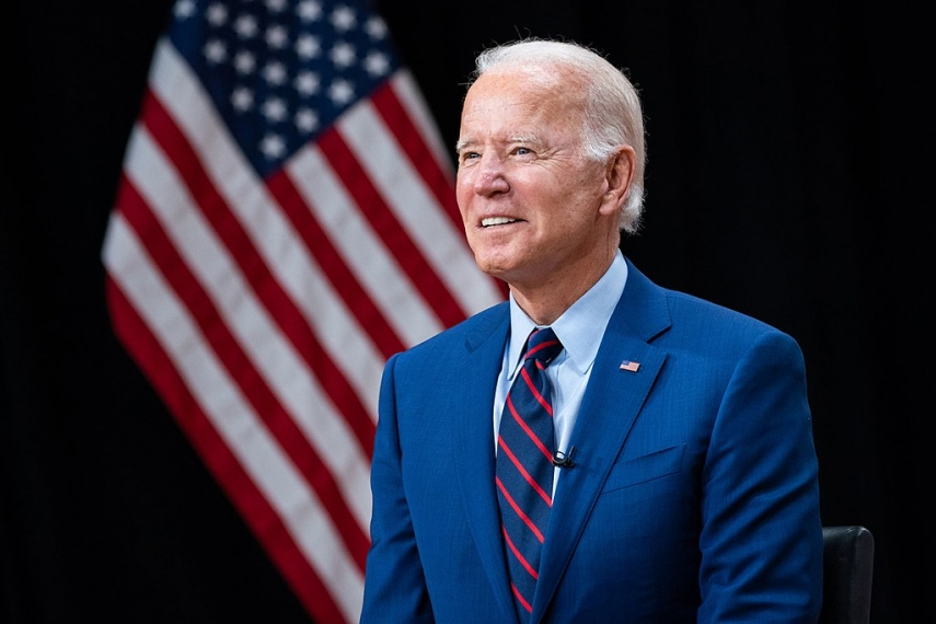 Biden, Baltic leaders discuss challenges posed by Russia, China