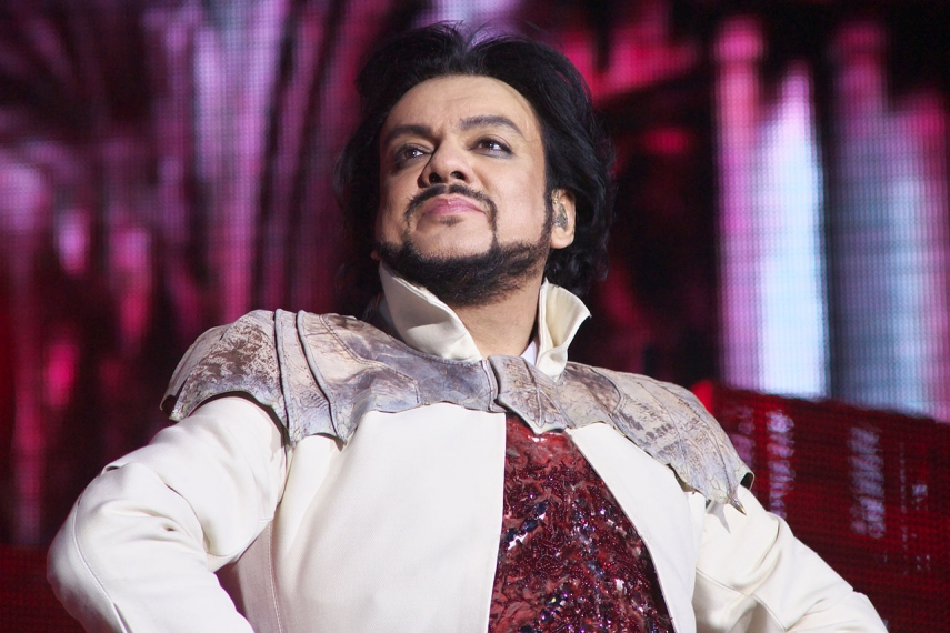 Lithuanian court dismisses Russian pop star's appeal against entry ban