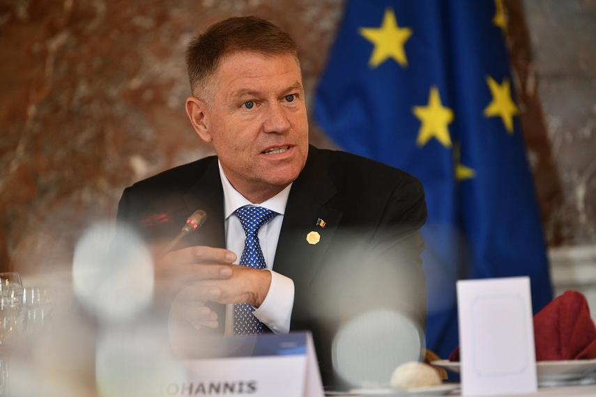 Romanian president to make state visit to Estonia