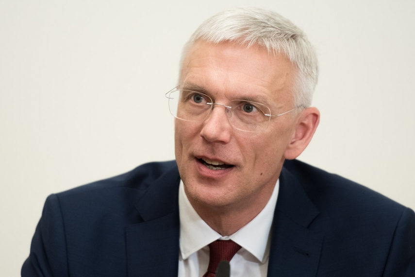 Latvia and Lithuania united by common work in EU and NATO - PM Karins