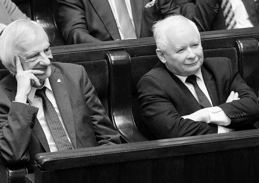 The Polish opposition's own goal