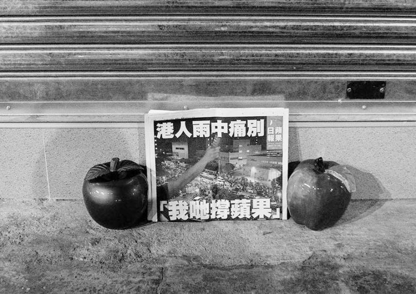 The death of free speech in Hong Kong