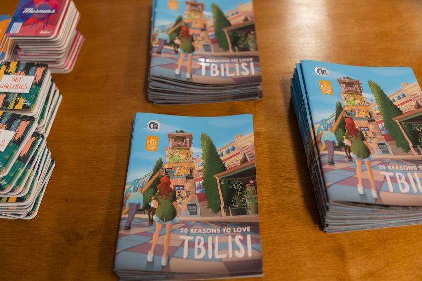 Tbilisi Showcases Startup Ecosystem, Hosting Angel Investors from Estonia, Lithuania and Latvia