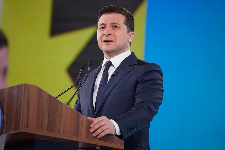 Photo: President office of Ukraine