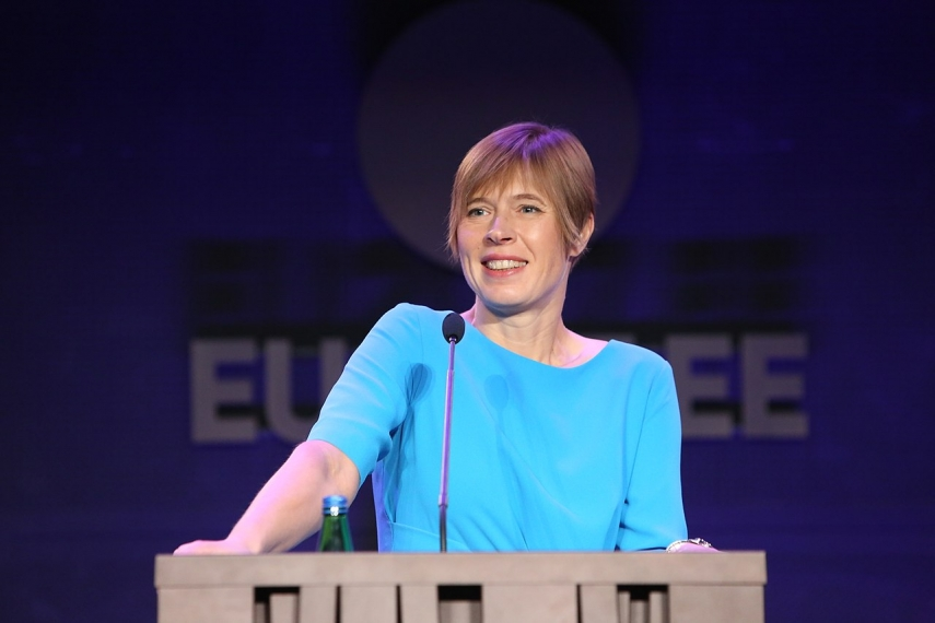 Politico: Estonian president among potential candidates for NATO's top post