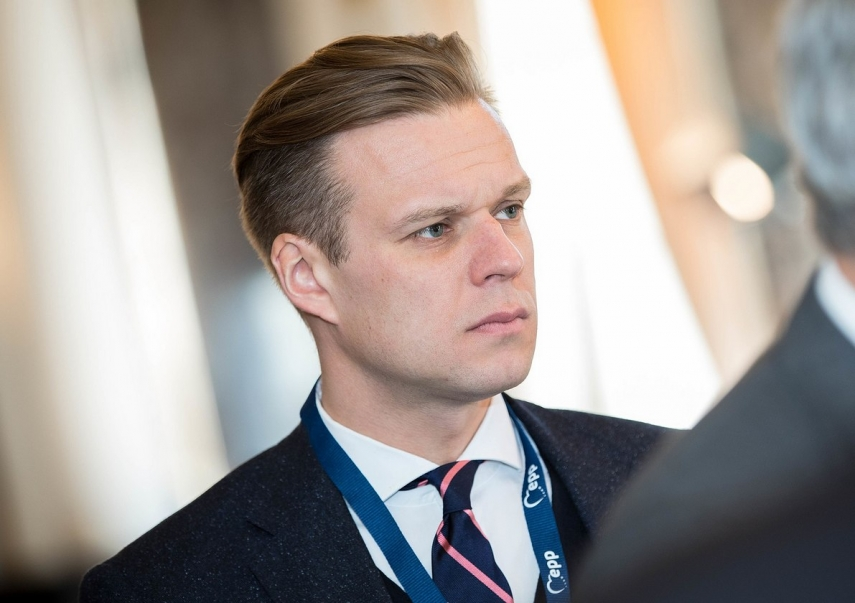Lithuanian formin calls US-German agreement on Nord Stream 2