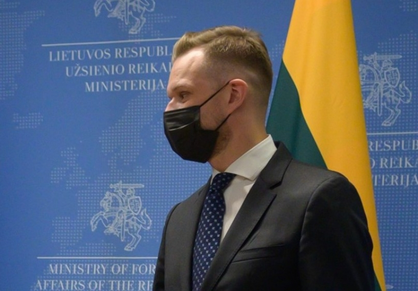 Lithuanian formin: new sanctions irrelevant if Minsk stops illegal migration
