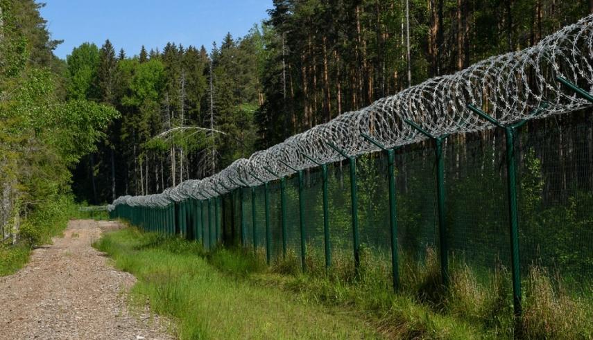 Photo: State Border Guard of the Republic of Latvia