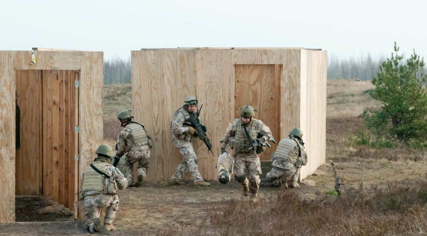 Photo: Staff Sgt. Kenneth Upsall