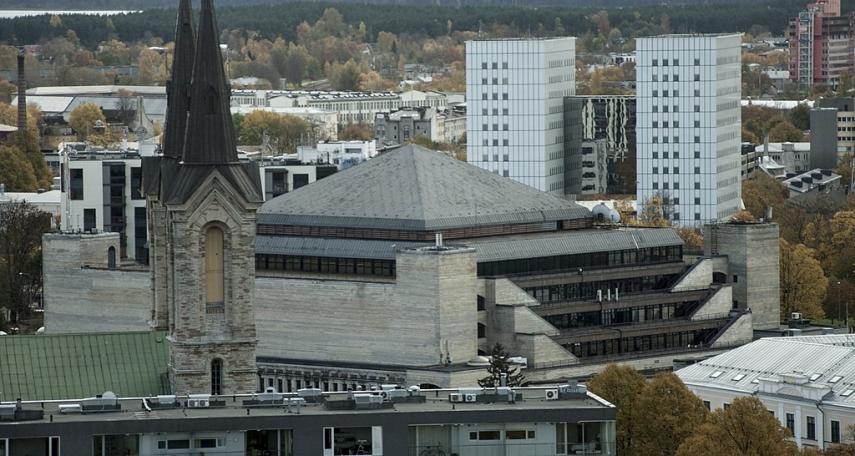 Deadline in Estonian Natl Library reconstruction tender postponed due to supply problems