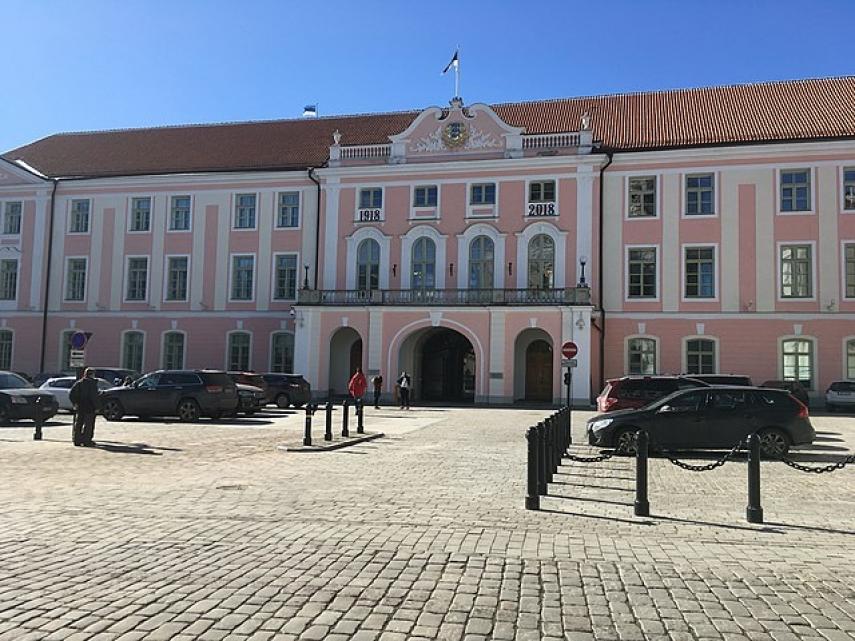 Estonian parlt to convene on Monday to elect president