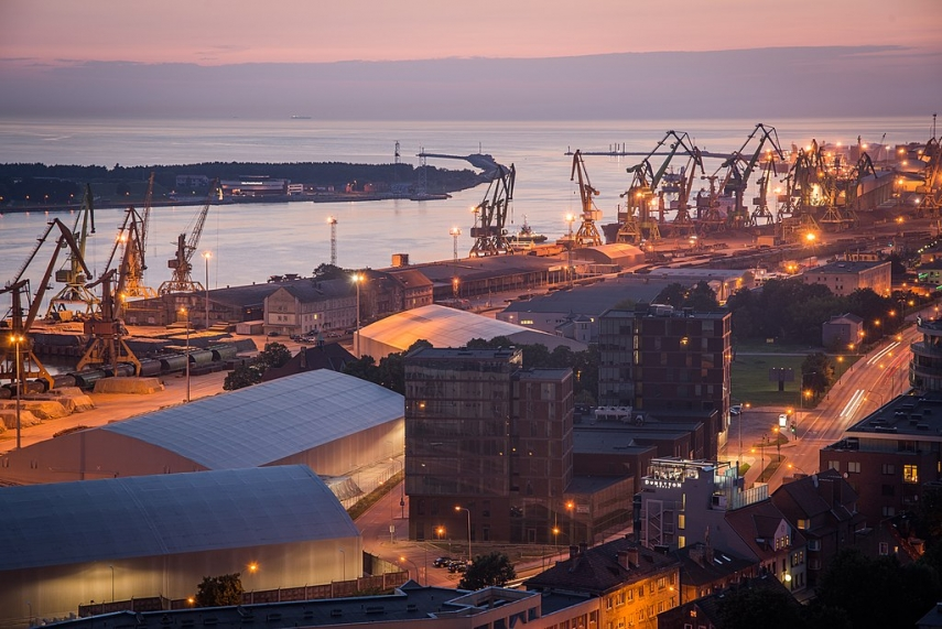 Klaipeda continues to lead Baltic ports by cargo traffic