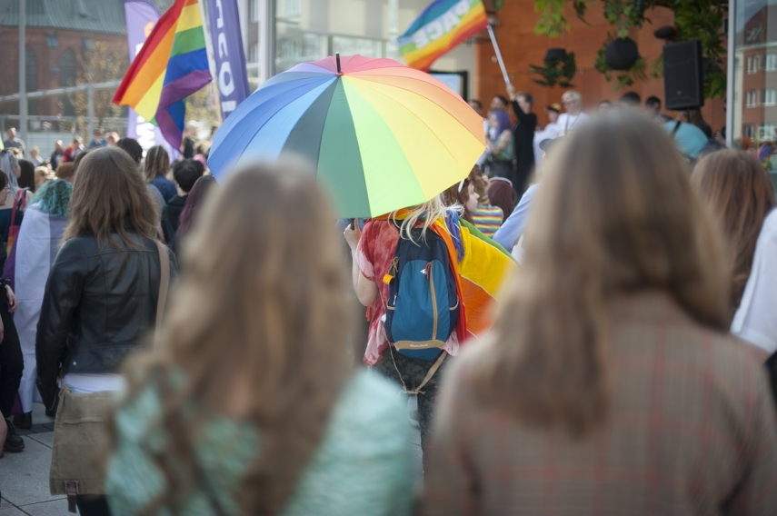Lithuanian president says he is against demands to let homosexuals adopt children