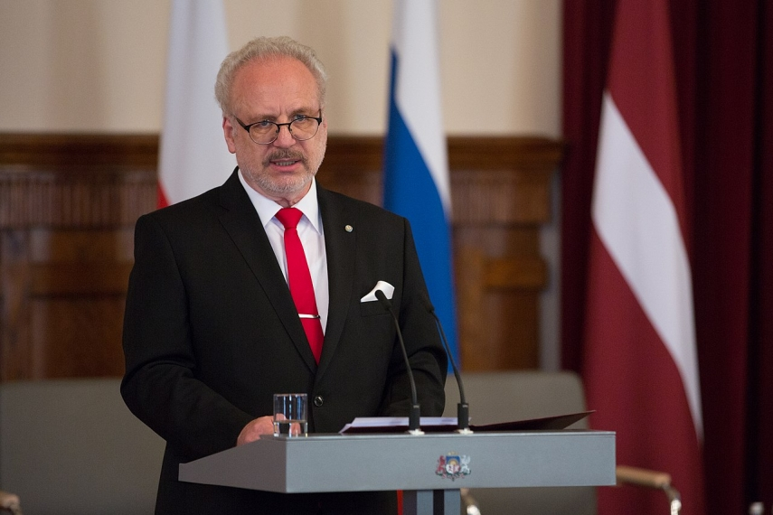 We cannot succumb to the migrant pressure from Belarus, otherwise the flow of migrants will not end - Levits