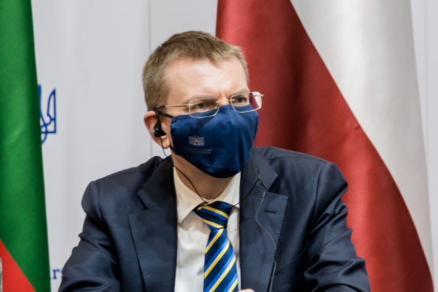 EU must further increase pressure in response to illegal migration from Belarus - Rinkevics