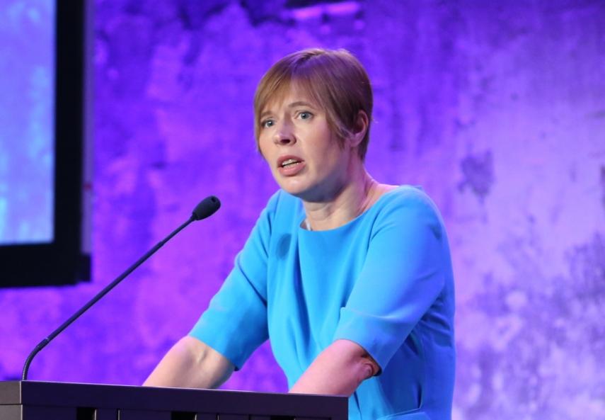 Estonian president: Three Seas Initiative good example of trusted connectivity