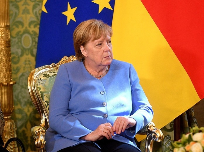 Lithuanian president to meet with German Chancellor Merkel in Germany