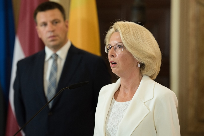 Swedish nation's support to freedom of Baltic states is invaluable - Murniece