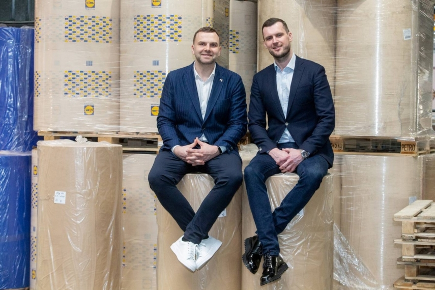 A Lithuanian success story – from a garage to a modern factory