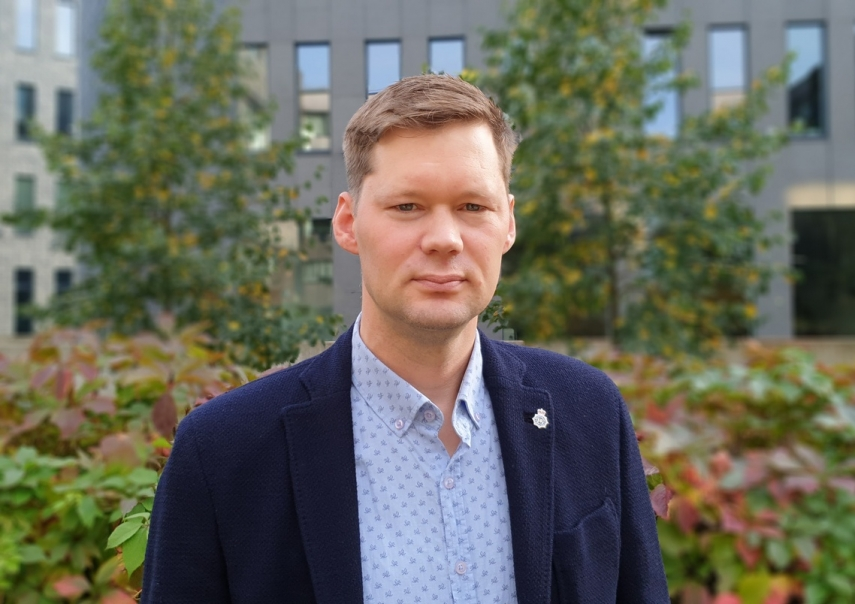 """Swaper CEO Indrek Puolokainen: """"Old school is cool, but money has to work and give yields!"""""""