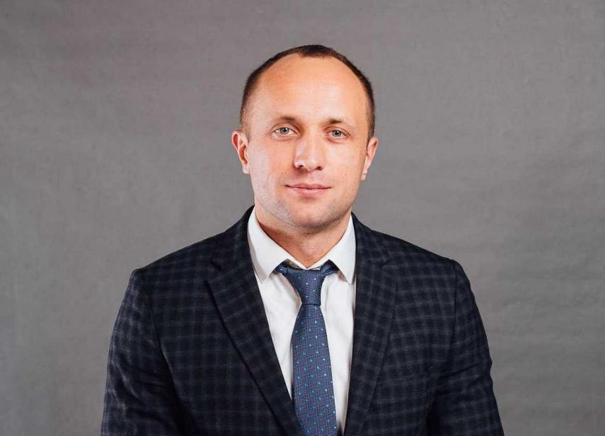 Photo: Sergei Demchuk is CEO of Debitum