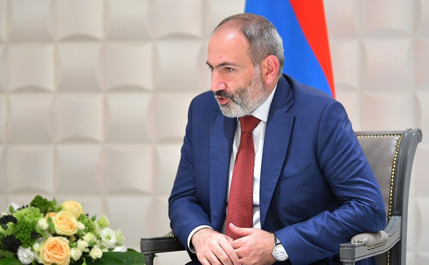 Lithuanian president calls on Armenian PM to step up implementation of democratic reforms