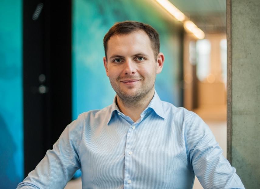 Photo: Teamhood CEO Vidas Vasiliauskas