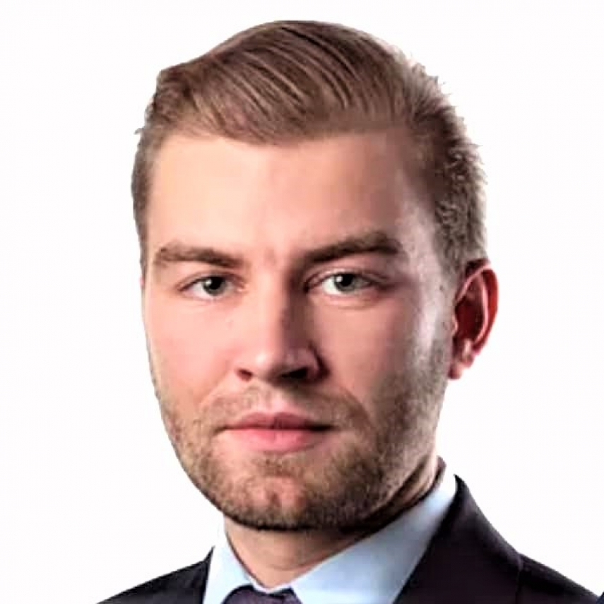 Photo: Mike Rozhko is Chief Growth Officer of CoinLoan, a crypto lending platform
