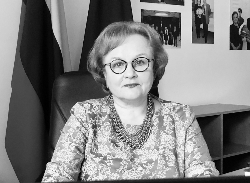 """Laima Andrikiene: """"Lithuania alone is unable to deal with the magnitude of the migrant crisis – the EU and the US need to step in"""""""