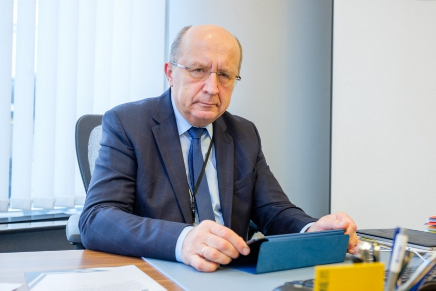 """Lithuanian MEP Andrius Kubilius on EU's heavy borrowing: """"The stick has two ends!"""""""