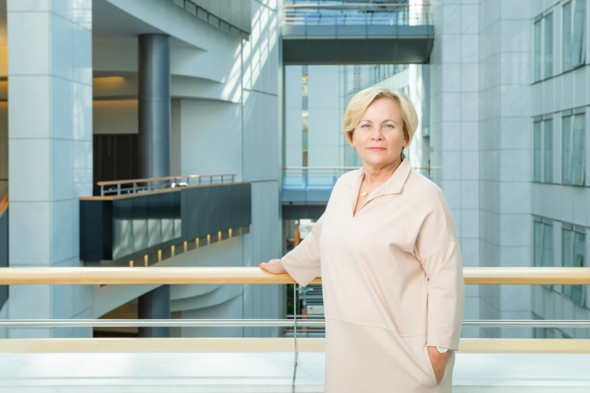 """MEP Rasa Jukneviciene: """"We cannot exchange our values for cargoes"""""""