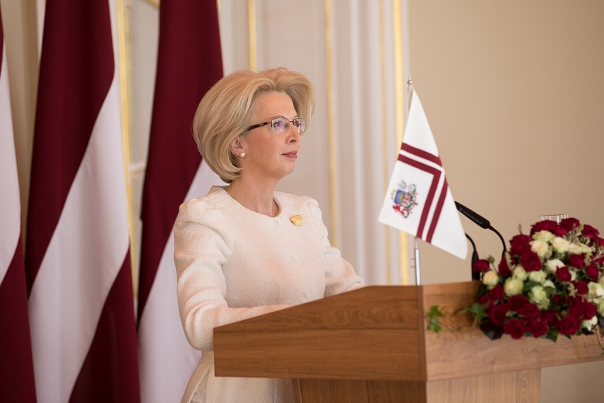 Latvia and Estonia strive to foster Baltic region's security, prosperity and growth - Murniece