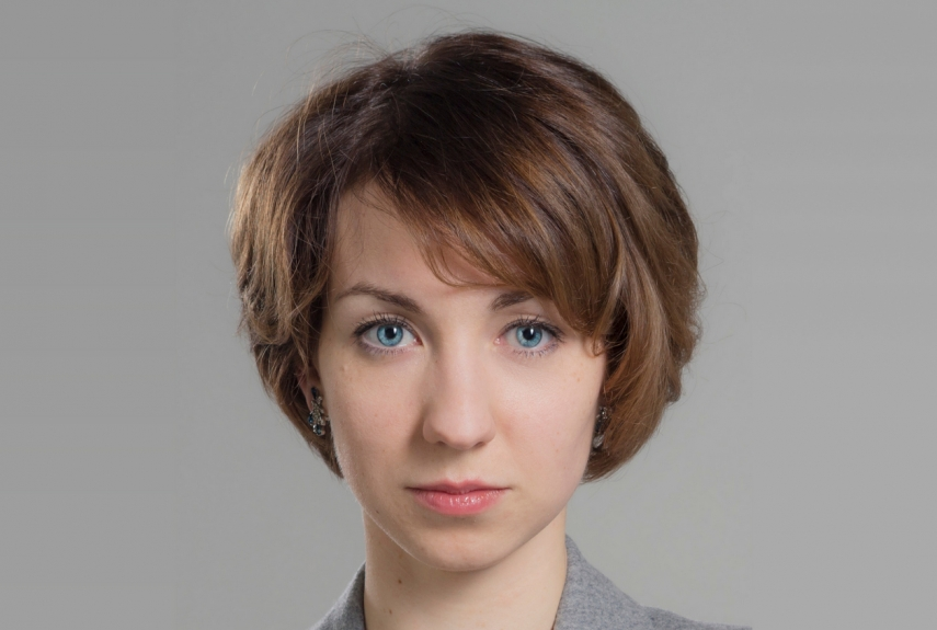 """Quppy COO Alina Kornienko: """"Dream big, accept and create new challenges to challenge this world"""""""