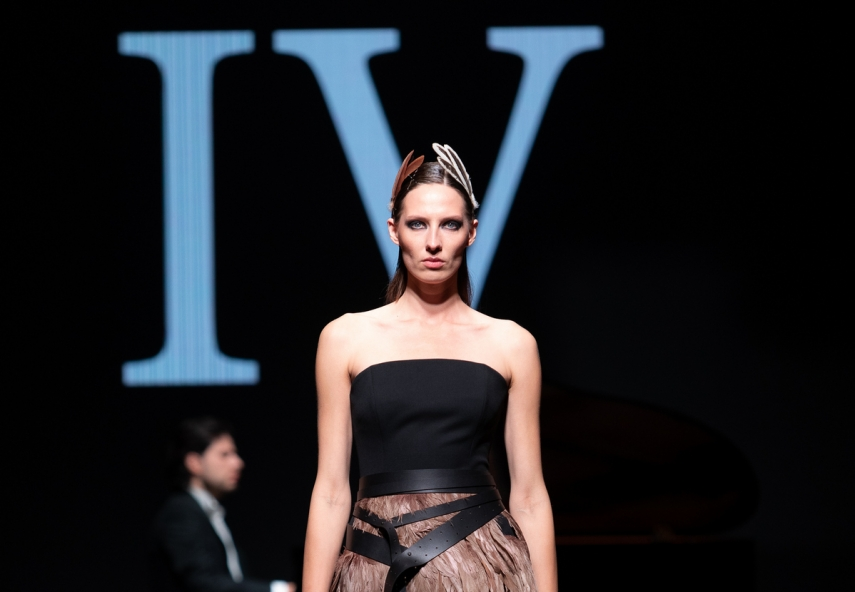 The Hunter - new autumn/winter collection by Iveta Vecmane