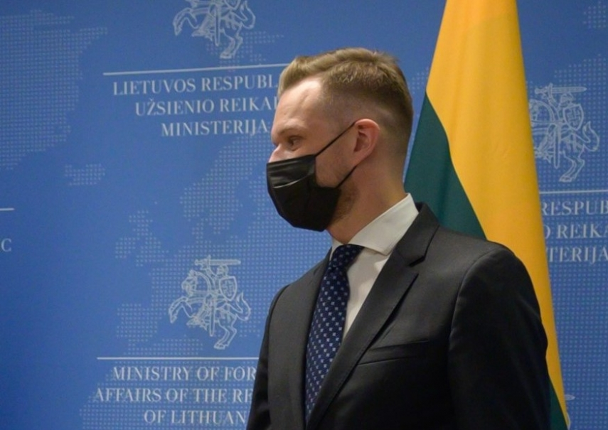 Migration should be given more priority to EU level – Lithuanian foreign minister