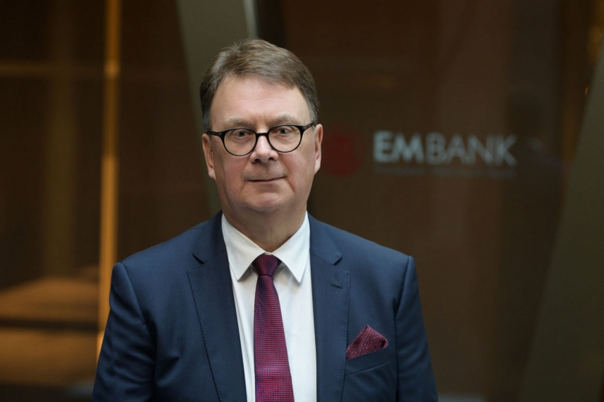Experienced risk management professional Eugenijus Preiksa appointed as Chief Risk Officer at EMBank