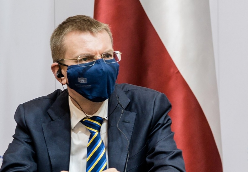 European institutions must lay down uniform principles for the period of validity of Covid-19 certificates - Rinkevics